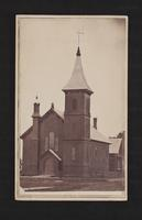 Presbyterian Church and Parsonage, Rochester, Minnesota.