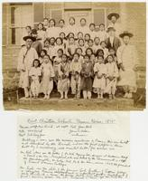 First Christian School, Pusan, Korea, 1895.