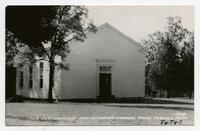 Old Hudsonville Presbyterian Church.