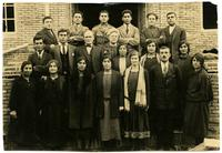 Sunday school teachers, Rezaieh (Urumia) Persia.