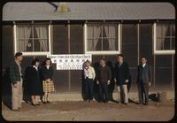 Japanese Internment Camp.