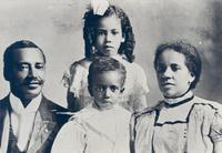 Rev. Dr. William H. Sheppard and family.