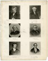 Princeton Seminary Faculty Members.