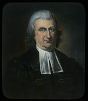 Portrait of John Witherspoon.