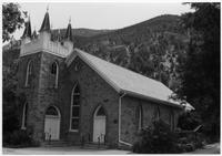 First Presbyterian Church, Georgetown, Colorado.