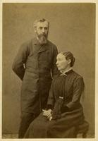 Rev. David D. and Mary Calhoun Thompson.