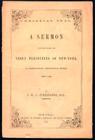 Christian zeal : a sermon preached before the Third Presbytery of New York, in Thirteenth Street Presbyterian Church.