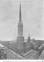 The Tenth Church building.