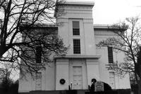 First Presbyterian Church building.
